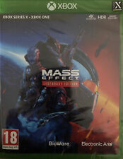 Mass Effect - legendary edition XBOX ONE.New & Sealed