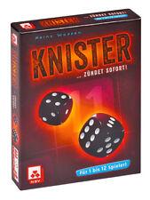 Nürnberger Spielkarten Knister - das Würfel Bingo
