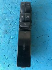 2004 SAAB 9-3 CONVERTIBLE, 03-08, RIGHT FRONT POWER WINDOW MASTER SWITCH