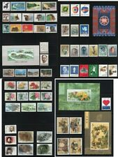 China 1991 complete year set including all S/S Souvenir Sheets clean MNH OG