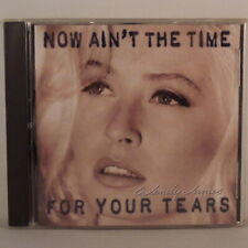 =WENDY JAMES Now Ain't The Time For Your Tears (CD 1993 Geffen) DGCD-24507