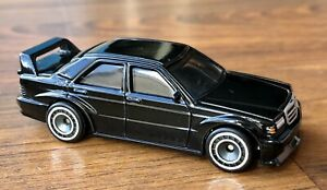 Hot Wheels Modern Classics MERCEDES-BENZ 190E 2.5-16 EVO 11 Loose Rare See Pics