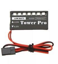 Tower Pro RC 4.8V-6V Battery Voltage Indicator