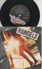 "THE ANGELS   Rare 1990 Aust Only 7"" OOP L/Edit P/C Single ""Back Street Pick Up"""