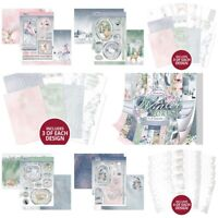 Hunkydory Crafts Winter Forest Collection - Toppers - Pad - Card Kit - Acetate -
