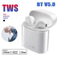 Bluetooth 5.0 Kopfhörer TWS In-Ear Ohrhörer Headset für Samsung iPhone Huawei