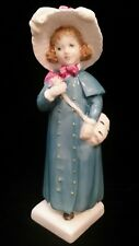 Royal Doulton Figurine CARRIE HN 2800 Kate Greenaway Collection