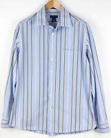 GANT Herren das Kleid Hemd Regular Freizeithemd Größe 44 17 1/2 AGZ742