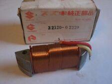 Suzuki NOS FA50 SHUTTLE 1980-1991 LIGHTING COIL  32120-02220  #5