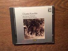 Koechlin  - Les Heures Persanes [CD Album] WERGO / Herbert  Henck
