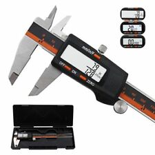 Digital Display Caliper Stainless Steel LCD Vernier Caliper 150mm Measuring Tool