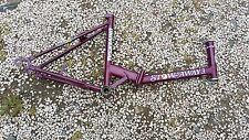 "RETRO UNIVERSAL STOWAWAY 3 FOLDING BIKE FRAME 15.5"", V-BRAKES, 20"" WHEELS"