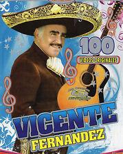 Vicente Fernandez DVD #2 El Mas Grande Se Retira 99 Music Videos Mexico Ranchera