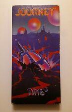 Journey - Time3 (Time Cubed) 1992 Box Set, Book & 3 Cassette Set