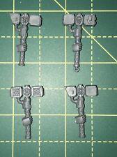 4x Vanguard Veteran Thunder Hammers Warhammer 40k Bits Space Marines