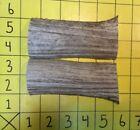 ELK STAG ANTLER SCALE SLAB KNIFE HANDLE BLANK GRIP CRAFT (ROUGH CUT)