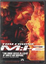 Movie DVD - MISSION IMPOSSIBLE 2 - PRE-OWNED - Paramount Pictures