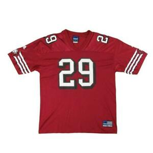 San Francisco 49ers Ahmed Plummer Adidas Football Jersey Sz XXL