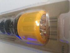 Emergency Flashlight 7 Super Led Light Camping Hand Torch Outdoor 2 D Battery