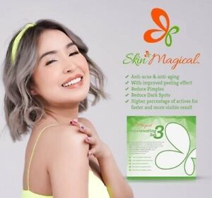 ORIGINAL🇵🇭 Skin Magical Rejuvenating Set 3