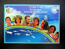 SOLOMON ISLANDS Wholesale 2000 - $6 M/Sheet x 50 NEW SALE PRICE FP1071