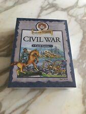 Professor Noggins Civil War Card Game Educational New