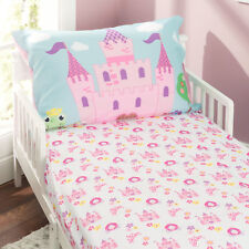 Everyday Kids Princess Toddler Sheet Set