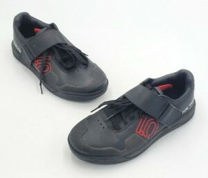 Five Ten Stealth All Black Bicycle Clip In Shoes Men's Size 10 US
