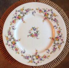 Minton Spring Flowers Dinner Plate