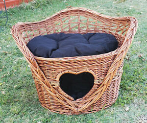 Special Heart Design Two Storey Cat's Bed with Cushions Dog Bed Cat Bed Cat Cage