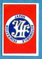 AUTO FLASH - Ed.COX - Figurina/Sticker n. 35 - JAF -New