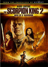 THE SCORPION KING 2: RISE OF A WARRIOR - BRAND NEW/SEALED R4 DVD (RANDY COUTURE)