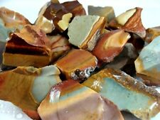 DESERT JASPER - 1/2 Pound Lot - Great Looking Rough Stones - Awesome Patterns