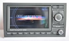 Latest 2017 maps Audi A4 S4 RS4 RNS-E CHROME DVD navigation sat nav MP3 SD