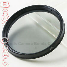 58 mm 58mm CPL Circular Polarizing CIR PL Filter for DSLR SLR camera Canon Nikon
