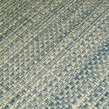 "CHILEWICH Plynyl BASKETWEAVE HOLLY 18"" x 18"" (No Adhesive Residue)"