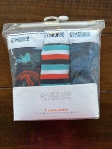 Gymboree boys (size XL 14) underwear (3 pack) NWT