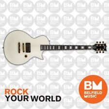 ESP LTD NW-44 Neil Westfall Signature Electric Guitar Olympic White - LNW-1OW