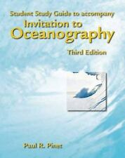 Invitation to Oceanography: Student Study Guide