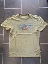 Napapijri Mens T-Shirt Size Medium