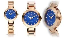 Tavan Siren Ladies Watch (CLEARANCE SALE) Available in Silver/White or Rose/Blue