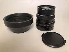 Mamiya Sekor C 80mm f2.8 lens for 645 1000s BEAUTIFUL GLASS