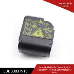 For 03-06 Mercedes E 320 350 500 55 Xenon HID Headlight Igniter Bulb Socket