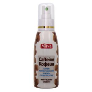 Milva QUININE & CAFFEINE WATER Hair Growth DHT Blocker Anti Hair Loss
