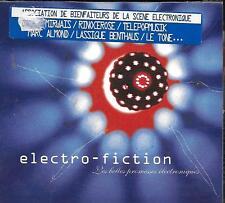 CD Album: Electro- Fiction: Les Belle Promesses électrniques. XiiiBIS. A3
