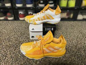 [FV7074] Adidas SM Dame 6 TEAM - Yellow *NEW*