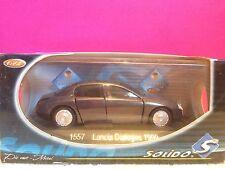 SOLIDO SUPERBE LANCIA DIALOGOS 1999 1/43 NEUF BOITE K7