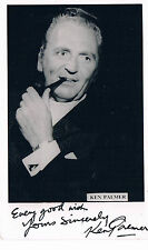 Ken Palmer - Conductor - Black and White  Photograph 5 x 3