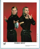 WWE HARDY BOYZ P-625 OFFICIAL LICENSED AUTHENTIC ORIGINAL 8X10 PROMO PHOTO RARE