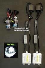 FOG LIGHTS 6000K H8 35W CANBUS AC XENON Slim HID 09-12 FOR F01 F02 750Li 760i B7